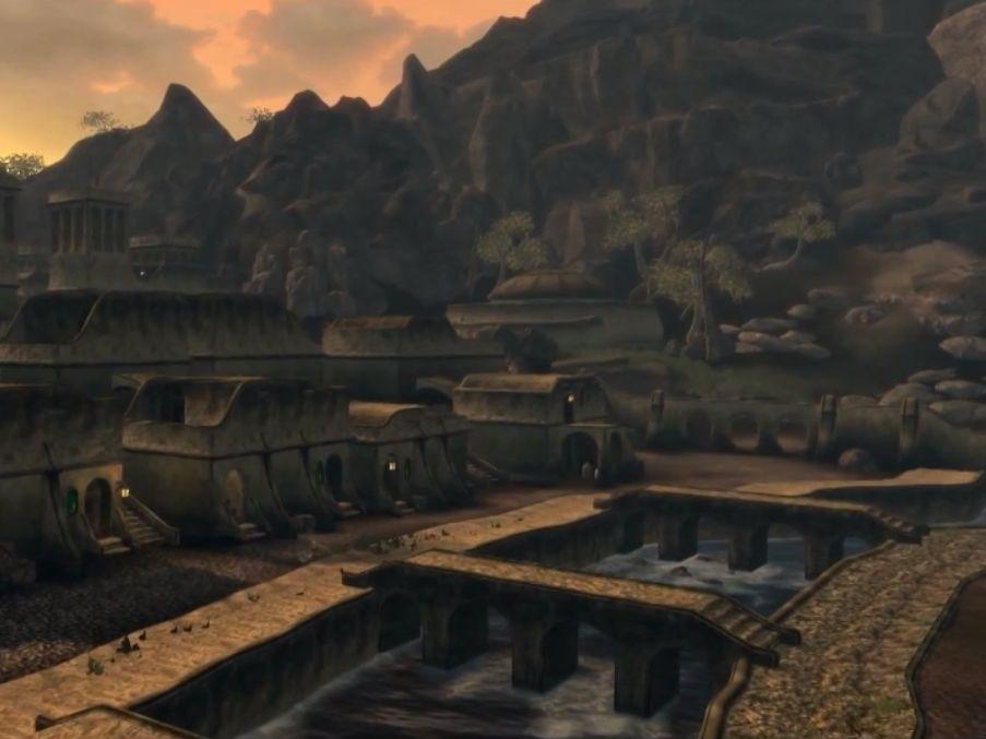 Skywind Mod Updates Morrowind with Skyrim Engine