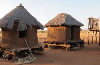 Grain Bins in Southern Africa