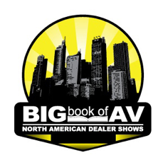 2014 Stampede Big Book of AV Tour kicks off