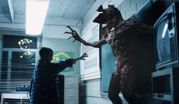 stranger things eleven demogorgon showdown