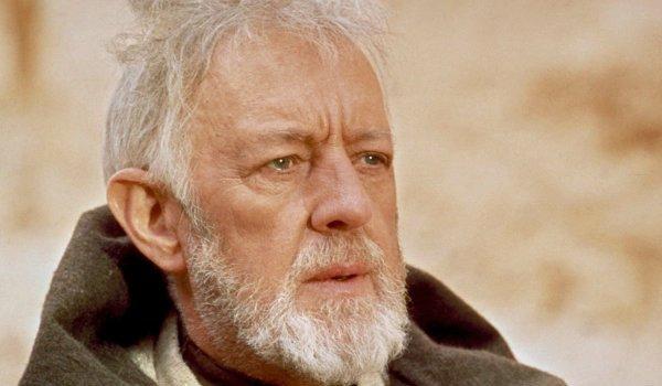Alec Guiness Obi Wan
