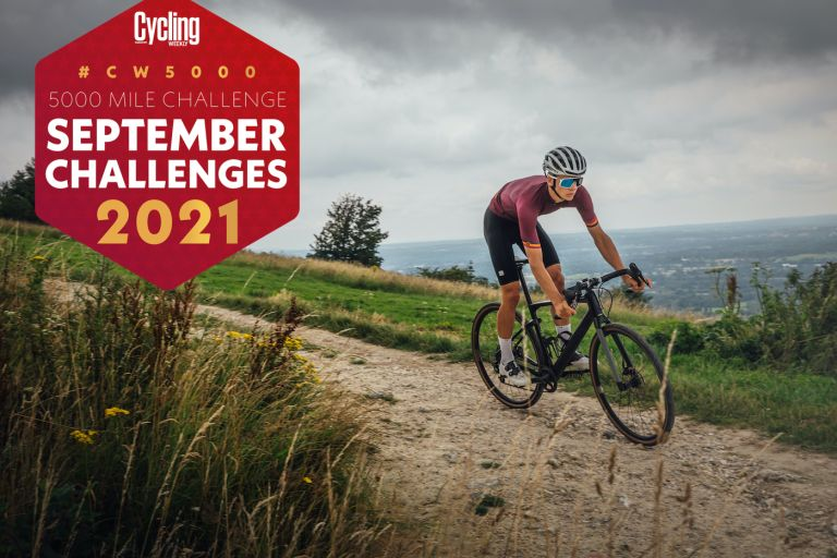 CW5000 September challenges