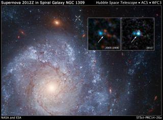 SN 2012Z Views