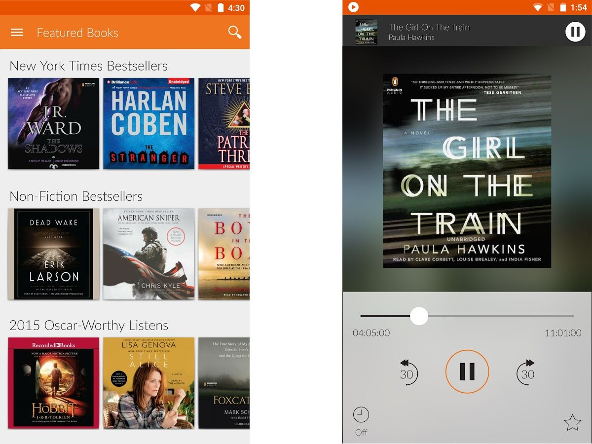 Best Audiobook Apps 2019 - Free & Paid Apps for Android, iOS | Tom's