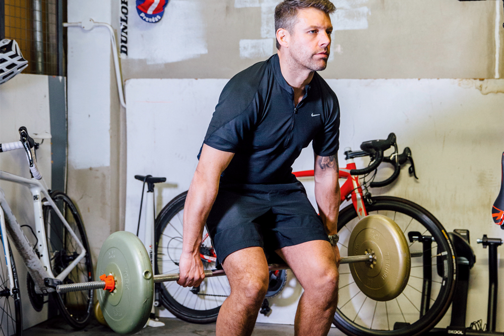 How to use strength training to boost your cycling (video)