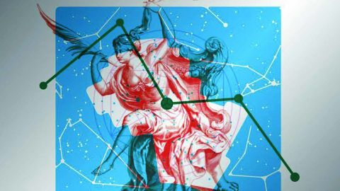 Hannah Peel - Mary Casio: Journey To Cassiopeia album artwork