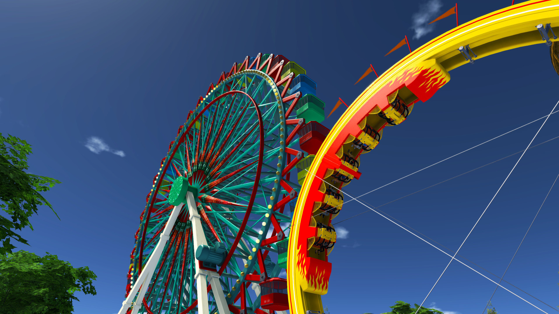 RollerCoaster Tycoon World release date announced, and it's one day