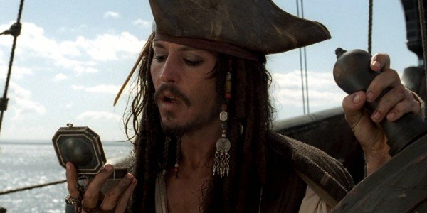 Johnny Depp - Pirates of the Carribean
