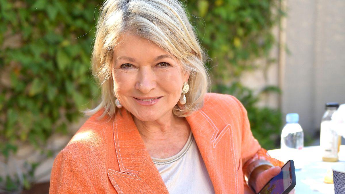 Martha Stewart shares her favorite planting tip for small gardens