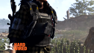 The Division 2 Hard Wired gear set