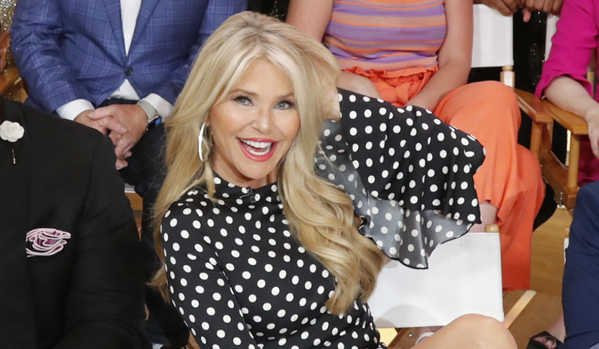 Good Morning America Dancing with the Stars Christie Brinkley ABC