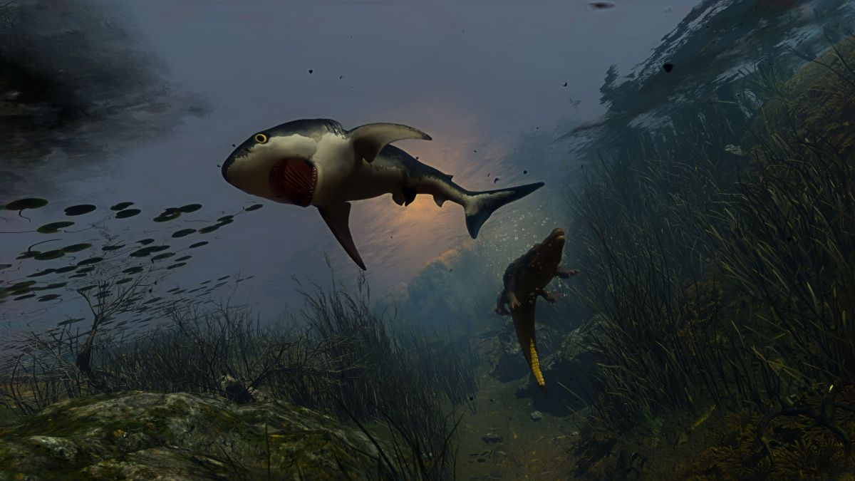 Maneater hands-on: Grow from adorable shark pup to adorable shark monster