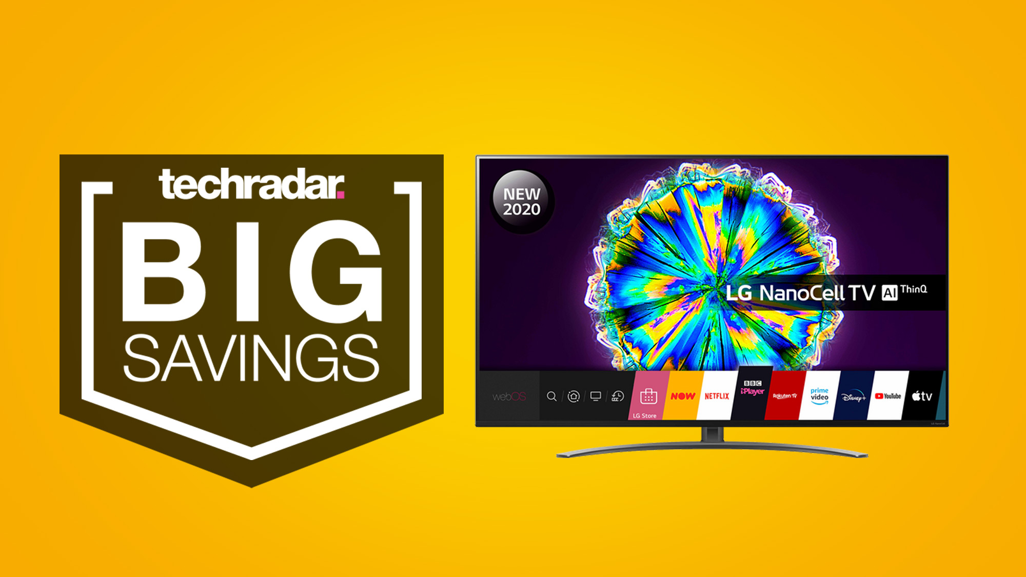 Amazon Black Friday Deals Can Already Save You 500 On 4k And Oled Tvs Techradar