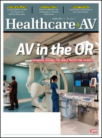 Healthcare AV October 2012 Follow Up Links