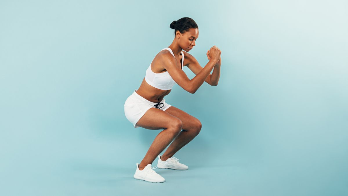 How to do squats effectively with no equipment required