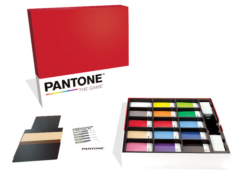 Are you ready for Pantone: The Game? | Creative Bloq