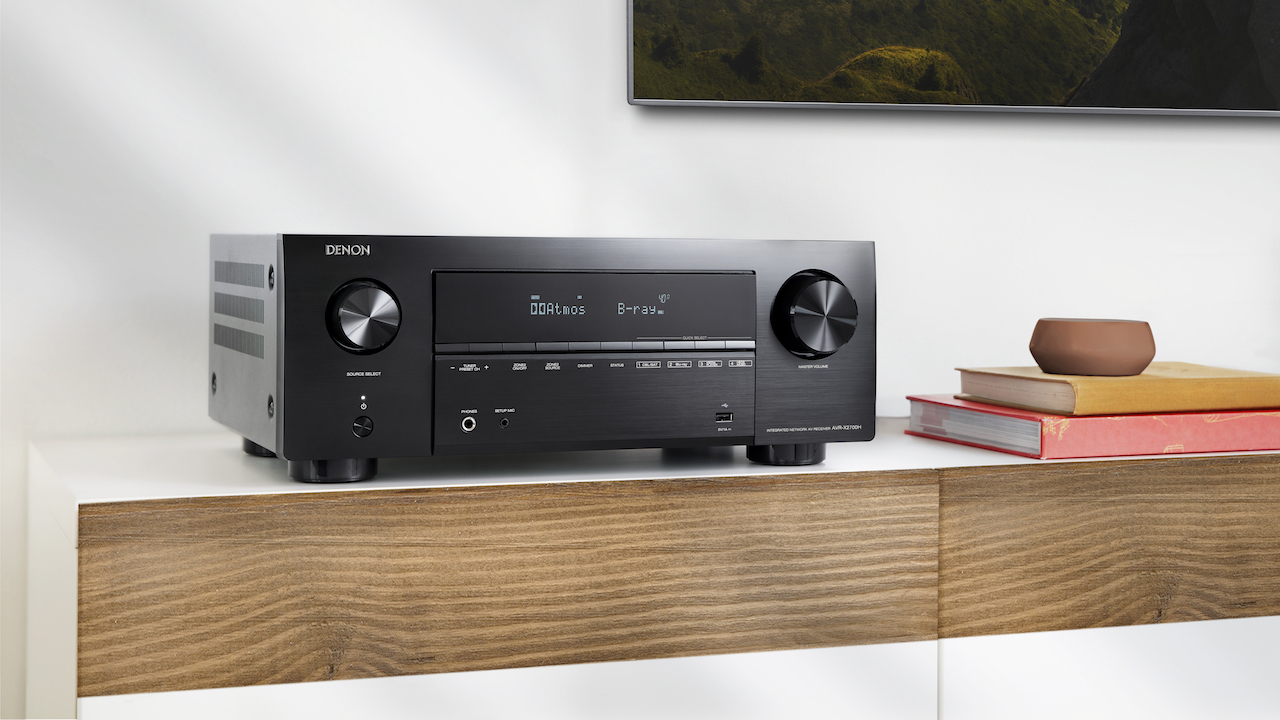 World's first 8K AVR could future proof your home cinema