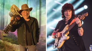 William Shatner and Ritchie Blackmore