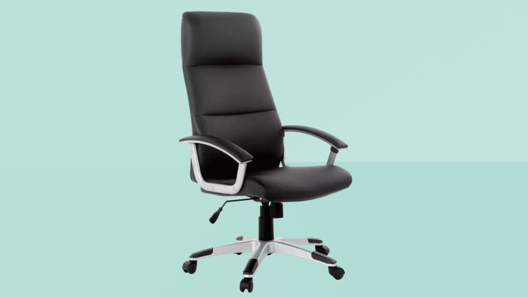 Argos Home Orion Faux Leather Ergonomic Chair review
