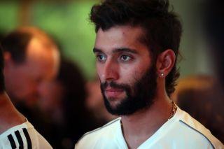 Fernando Gaviria at the Vuelta a San Juan 2020 pre-race press conference