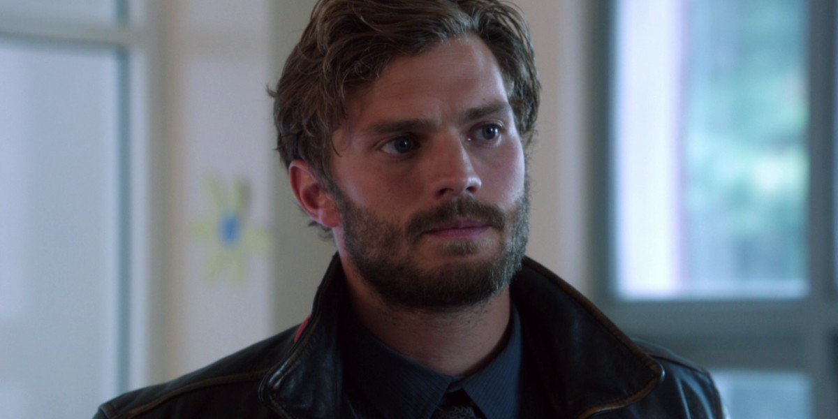 Jamie Dornan on Once Upon a Time