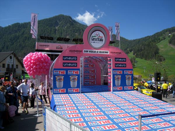 Giro d'Italia 2010, stage 16