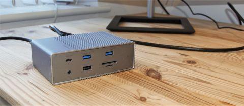 HyperDrive GEN2 18-in-1 USB-C Dock