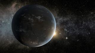 Kepler 62f Exoplanet