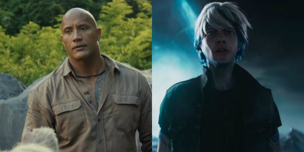 Rampage and Ready Player One Box Office