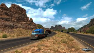 Australia Map Ets2.American Truck Simulator S Map Size To Increase Pc Gamer