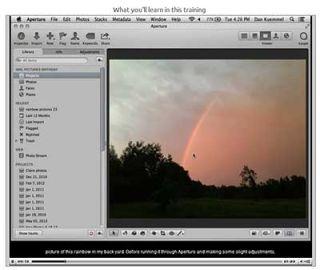 Video Tutorial: Aperture 3 – Importing & Editing Training