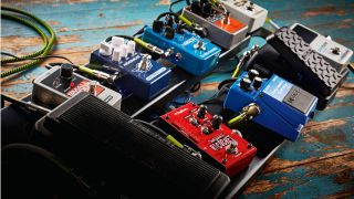 Jargon-busting the pedalboard