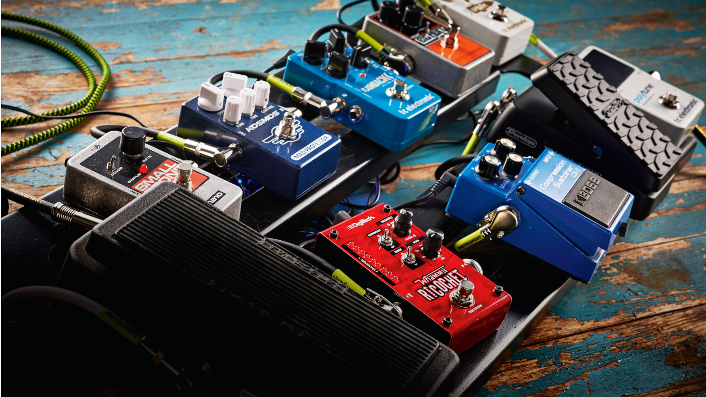Guitar effects pedals: the key terms you need to know | MusicRadar