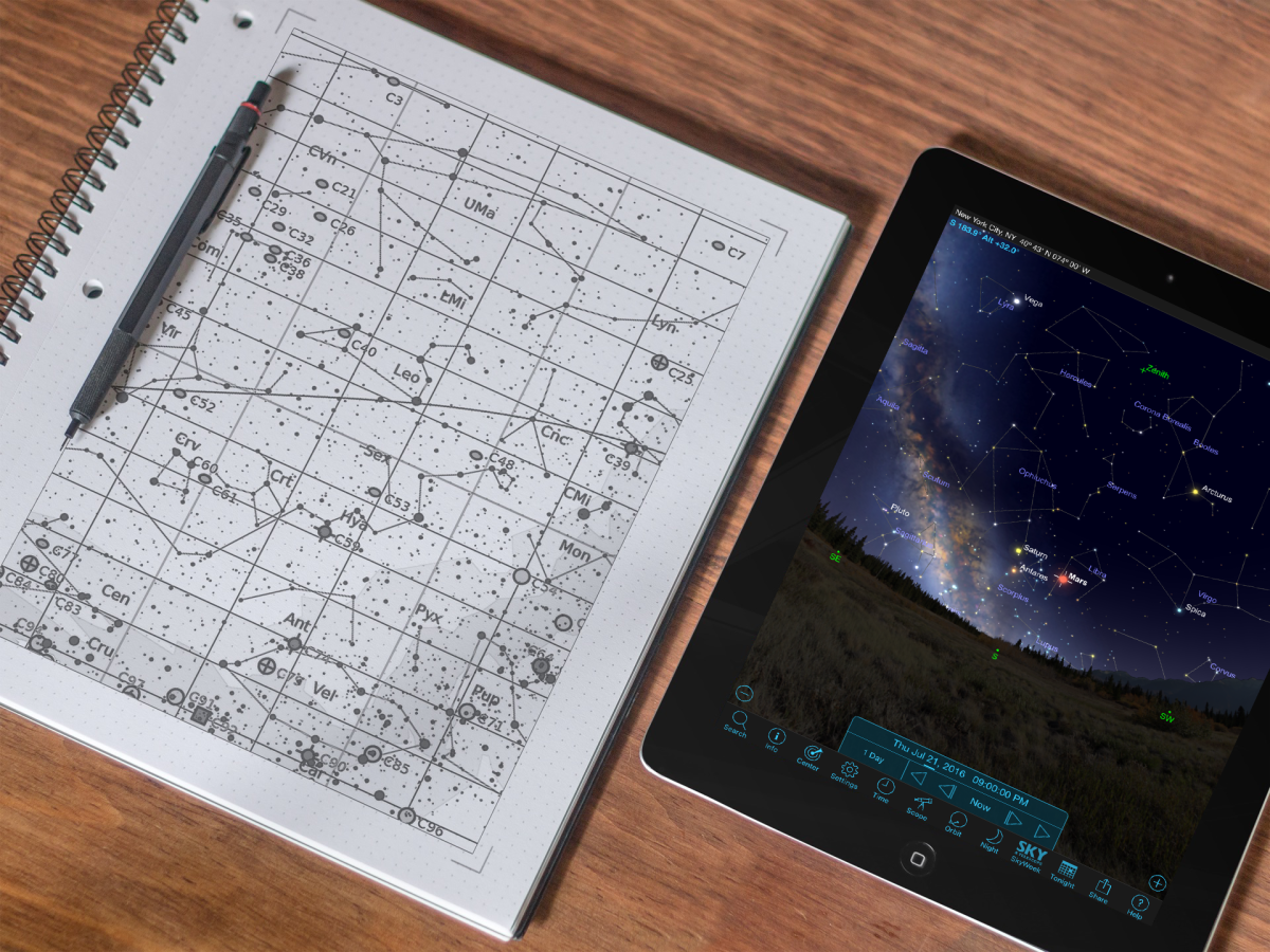 Mobile Stargazing: A Universe of Astronomy Apps to Explore