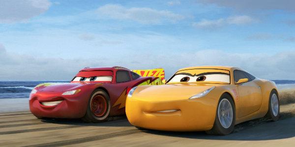Cars 3 Cruz Ramirez Lightning McQueen