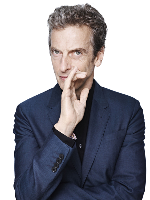 Steven Moffat My Doctor Who Shortlist Consisted Of Peter Capaldi