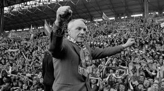 Billy Shankly Liverpool