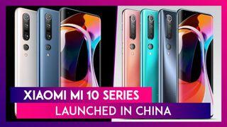 Xiaomi Mi 10 China