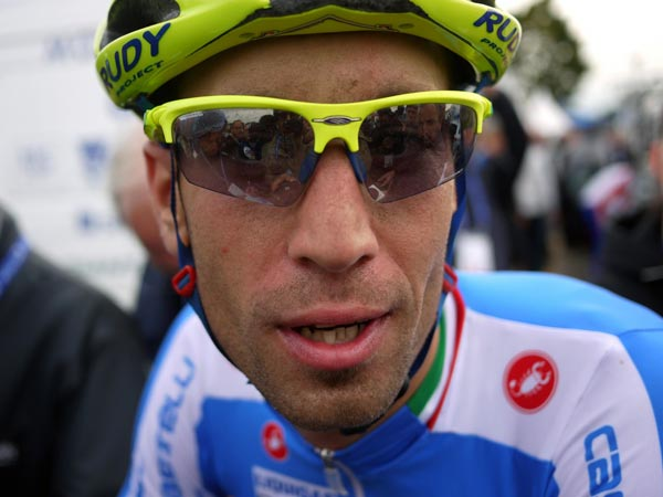Vincenzo Nibali after 2012 World Champs road race