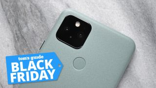 Pixel 5 Black Friday deal