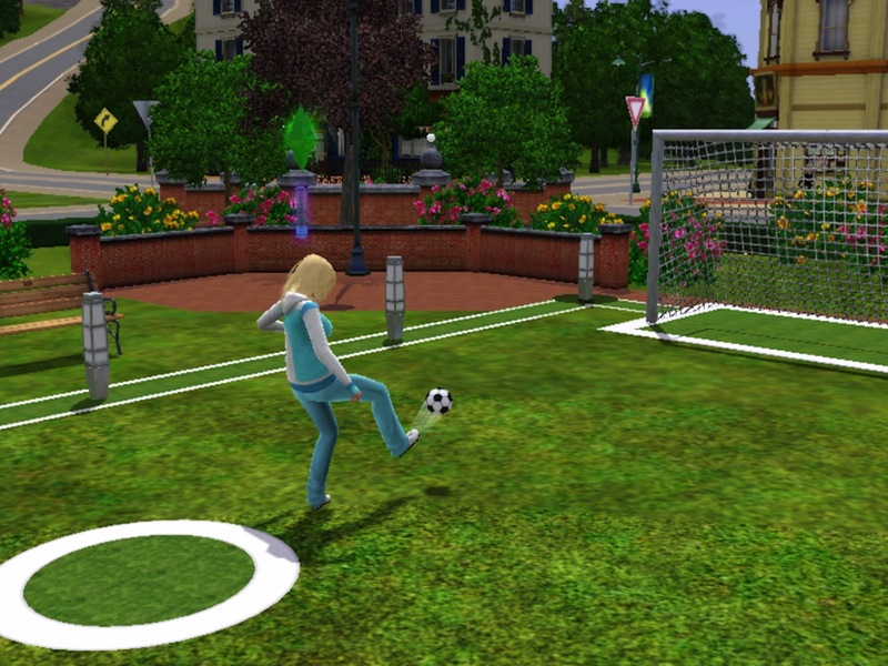 The Sims 3 Seasons Brings Weather And Festivals To The Sims World #25029