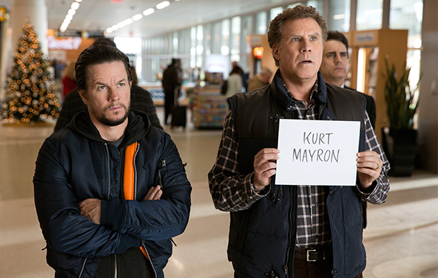 Daddy's Home 2 Mark Wahlberg Will Ferell
