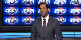 Aaron Rodgers Talks Viral Jeopardy Hosting Stint, But Talks Playing Football For A Few More Years