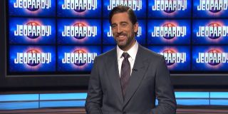 Aaron Rodgers speak about his love for Jeopardy! during his guest stint on the show back in April