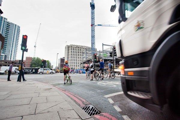 City for London Police have become the latest group to back the cycle superhighways