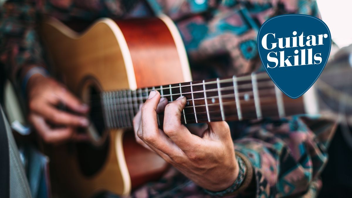Learn to play guitar in 7 different acoustic styles including Delta blues, gypsy jazz, country, medieval, folk and bluegrass