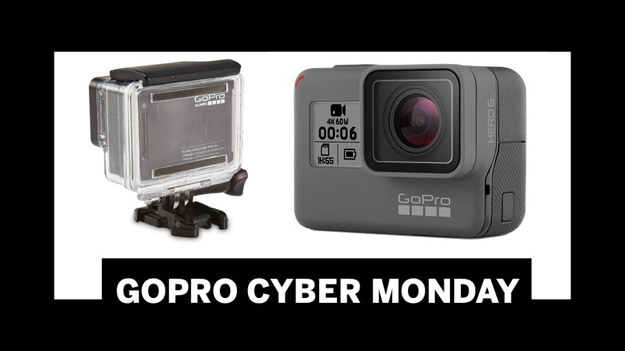 GoPro Cyber Monday deals 2019 that are still going strong!