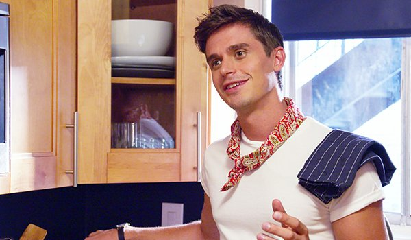 Antoni Porowski teaches how to be a whiz in the kitchen on Netflix's Queer Eye