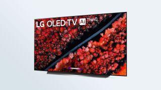 LG C9 OLED