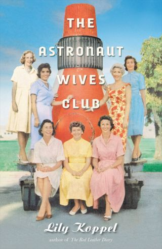 'The Astronaut Wives Club' Book